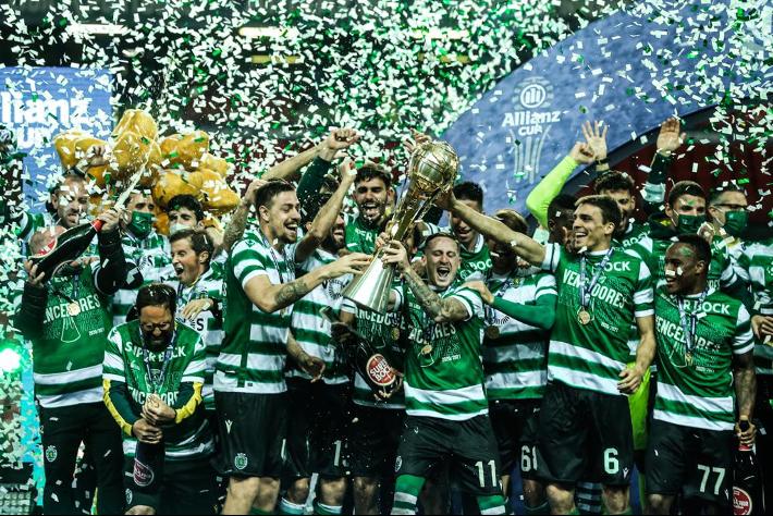 Sporting CP: Cambio de guardia en Portugal